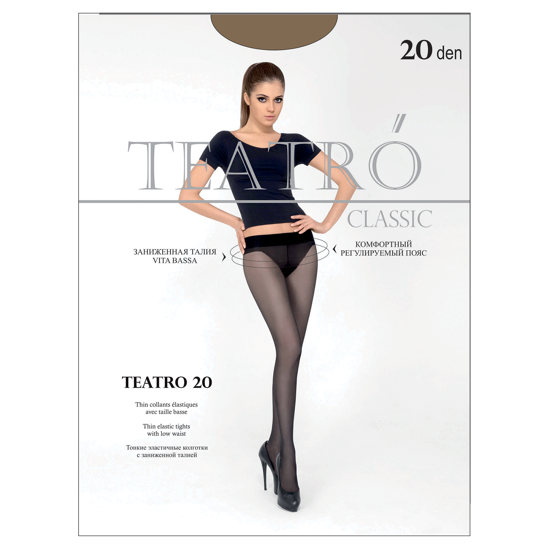 TEATRO колготки жен. T-TEATRO 20 VB T-TEATRO20VB