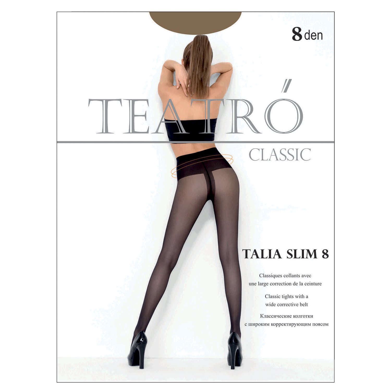 TEATRO колготки жен. T-TALIA SLIM 8 T-TALIASLIM8
