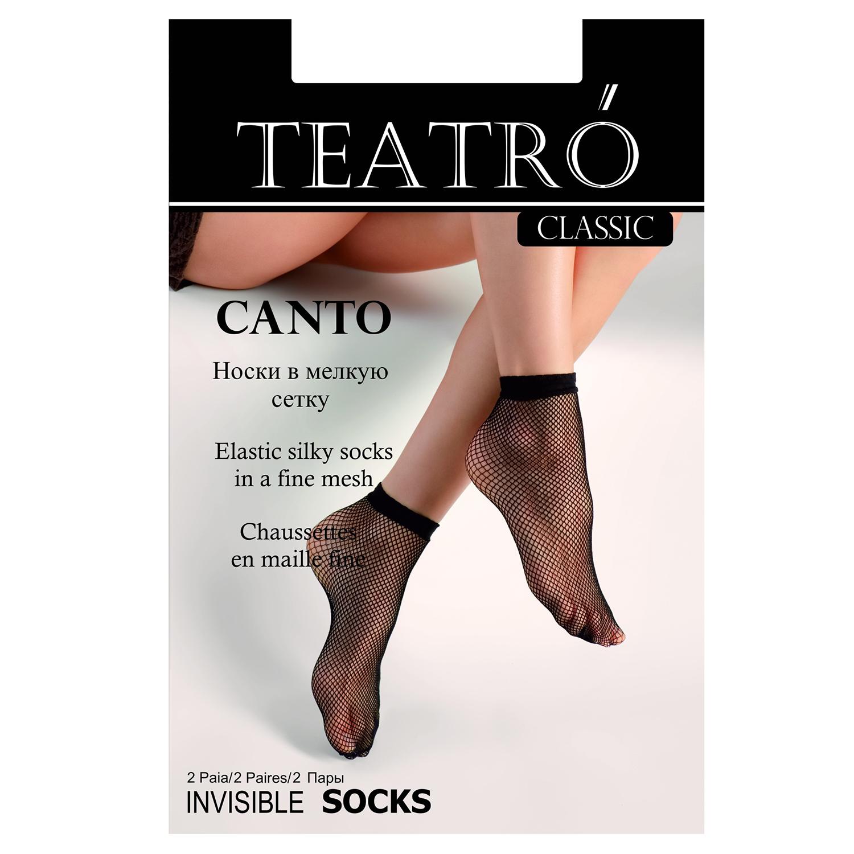 TEATRO носки жен. T-CANTO