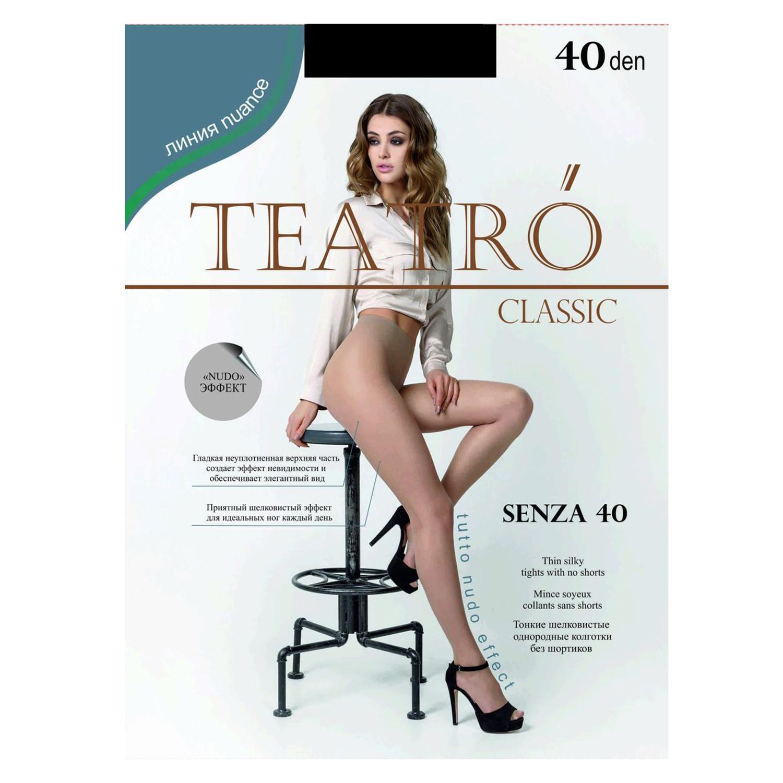 TEATRO колготки жен. T-SENZA 40 T-SENZA40